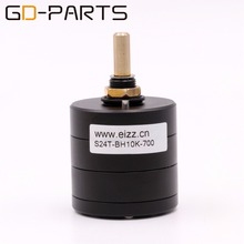 Buy EIZZ LOG 2x10K 24 Steps Stereo Attenuator Volume Potentiometer Serial Type HIFI AUDIO Amplifier CD Player DIY Upgrade for $65.00 in AliExpress store