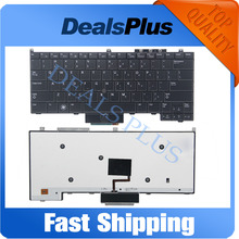 Brand New Laptop Keyboard For Backlit Dell Latitude E4300 US Keyboard With Backlight W/Point Stick,Free Shipping