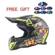 2017 off-road Helmet Safe Full Face Classic bicycle MTB DH racing helmet motocross downhill bike helmet capacetes motocross