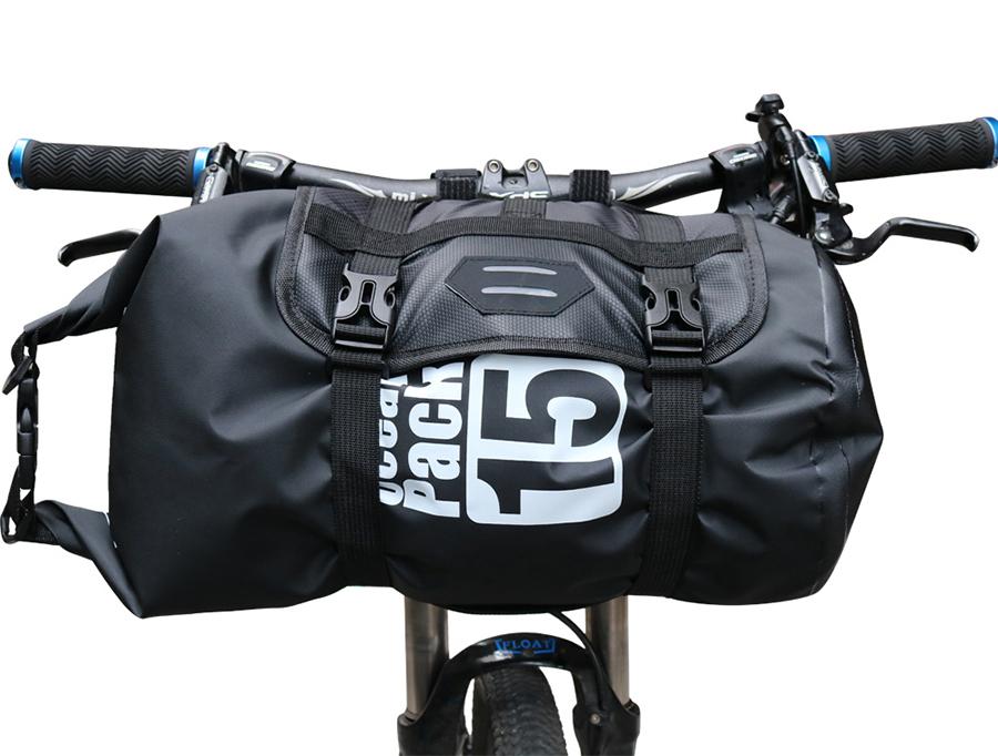 bike tube bag front