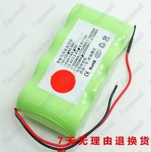 sweeper Universal 4.8v battery pack nimh battery 4.8v SC 2000mah rechargeable Ni-mh FMART hand held electric sweeper FM005 FM007