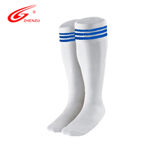 ZHENZU Children Sport Long Socks Football Socks Soccer Socks Knee Legging Soccer Stocking for Boys Girls , Less than 38(China)