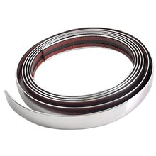 Autochrome Chrome trim strip edge protection 21mm
