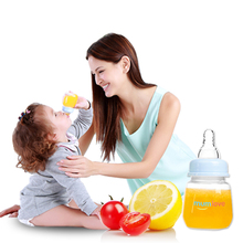 Feeding Bottle 80/150 ML Feeder for Babies Baby Bottle 0-18 Months PP Nursing Care Mamadeiras Fruit Juice Milk Special Offer(China)