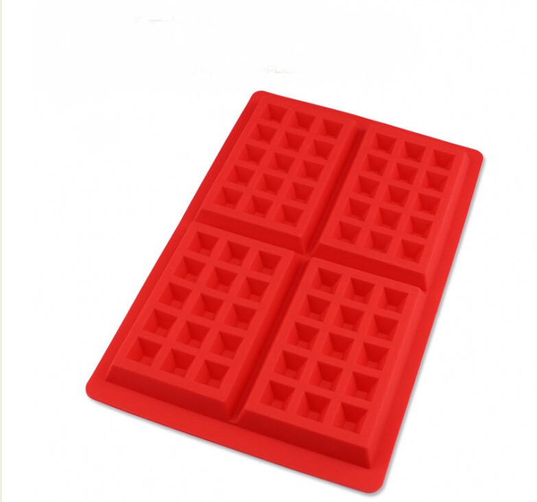 Silicone Waffle Makers for Kids 8