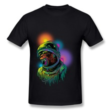like bike Polyester Astro wear wolf astronaut Spaceman men's t-sports new New Coming best love top sports e
