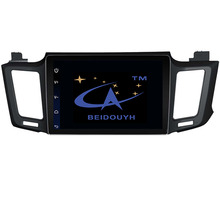 BEIDOUYH Android Car GPS Navigation for TOYOTA RAV4 2013-2015 support Mirror Link/APP Download/Can-Bus/RDS Radio/DVR/OBD
