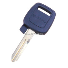 20pcs/lot For Subaru Forester Replacement Transponder Key Shell Case With uncut blade