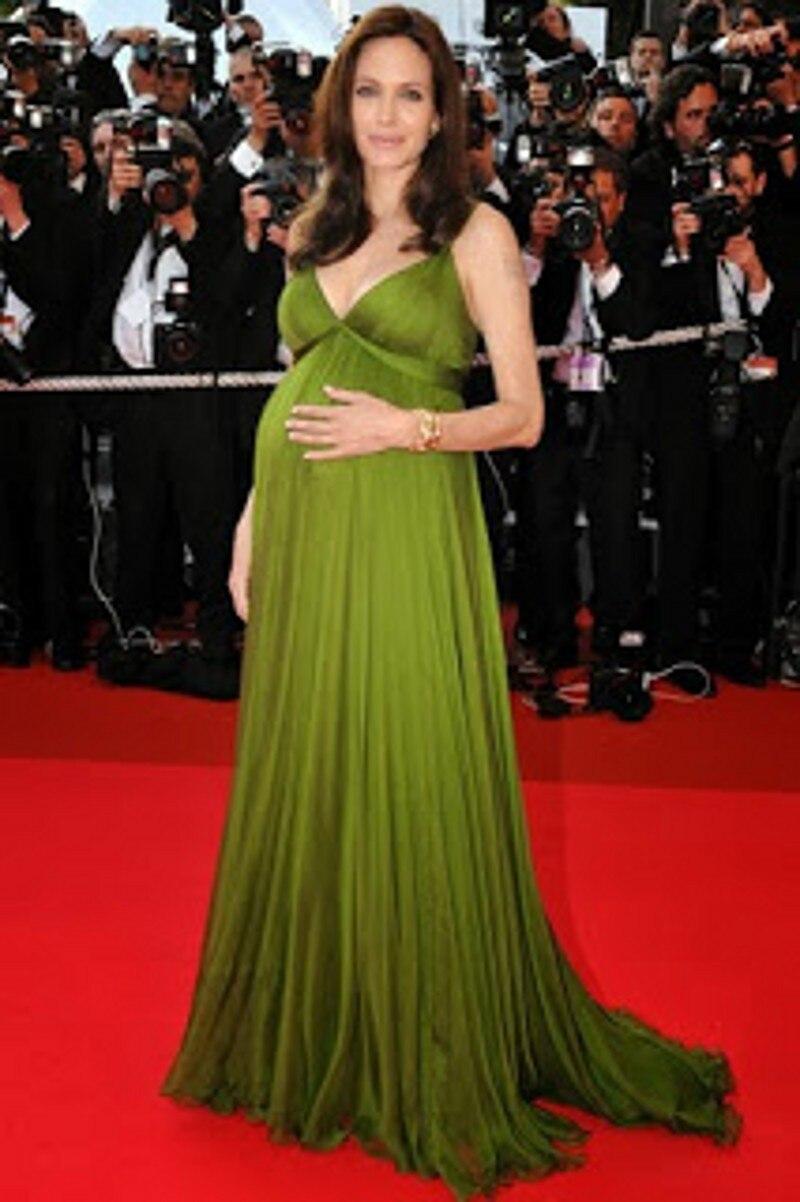 Фото знаменитостей беременные