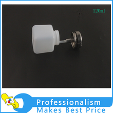 120ML Plastic Alcohol Corrosion-resistant Bottles Capacity Liquid Oil Alcohol Bottle Dispenser  Anti-Reflux 10pcs/lot