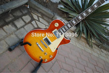 free shipping guitar+lp standard/slash guitar+maple flame top+electric guitar/guitarra/guitar in china