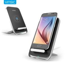 Vinsic VSCW106 Triple Coil Qi Wireless Charger Wireless Charging FOR Nokia Lumia 928 Lumia 920 FOR LG FOR Google Nexus 5 Nexus 4