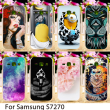 Mobile Phone Cases For Samsung Galaxy Ace 3 3G S7270 LTE Cover S7275 S7272 S7278 Case Hard Soft TPU Skin Housing Sheath Bag