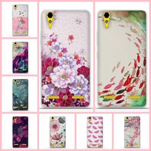 "Soft Silicone Phone Case for Lenovo A6010 Plus & A6000 & for Lenovo Lemon K3 K30-T Cover Skin 5"" K 3 A 6000 6010 Case for Lenovo"