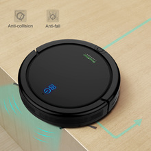 Finether I8 Vacuum Cleaner Robot Floor Cleaning Robot Remote Control 5 Cleaning Routes Auto Charging Robotic Vacuum Cleaner(China)