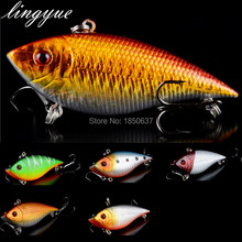 1PCS Fishing Lure Lipless Trap 7CM 11G Crankbait Hard Bait Fresh Water Deep Water Bass Walleye Crappie Minnow Fishing Tackle