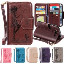 Wallet Case Flip Cover For Samsung Galaxy S3 Leather Case Luxury Phone Case For Samsung Galaxy S3 Cover Samsung I9300 S3 Neo(China)