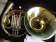 Wholesale New  Conn 8D double french horn Falling Tune F with case 110625