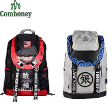 Japan Anime Gintama Backpacks for Teenagers Fate Stay Night Uzumaki Naruto School Backpacks for Boys Girls Women Travel Bags