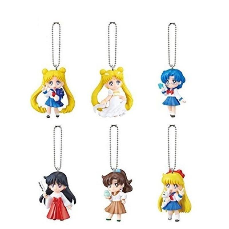 Sailor Moon Figure 20th Anniversary Swing Vol.4 Figure Gashapon Set 100% Original<br>