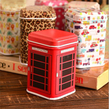 6.5*4cm Home Storage Mini Box Children's Candy Ornament Card Letter Toothpick Boxs.
