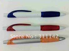 Wholesale -white Pens with client logo printing 1000pcs/lot