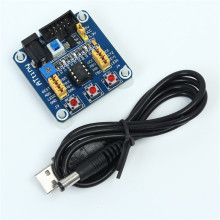 Attiny13 AVR Development Board Learning Board Experimental Test Boards(China)