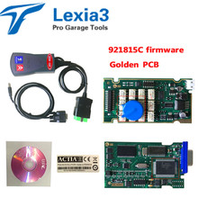 Lexia3 Newest Diagbox V7.83 Firmware 921815C Lexia 3 PP2000 For Peugeot&Citroen(China)