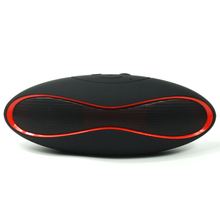 NEW Football Bluetooth Wireless Speaker Support USB TF Card FM Radio with Mic For All Phone Promotion Free Shipping
