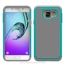 Buy Dual Layer Impact Heavy Duty Rugged Hybrid Hard Case Cover Samsung Galaxy SM-A310F A310F A310 A3 2016 Case Silicone Phone for $3.99 in AliExpress store