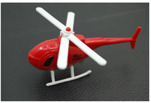 5pcs/lot Children's toys Helicopter Model mini Educational Gift The boy love