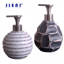 Stone Style Deck Mounted Kitchen Sink Counter top Soap Dispenser Built in Hand Soap Dispenser Pump Liquid Soap Dispenser