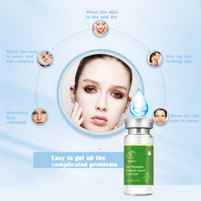 qyanf Argireline+aloe vera+collagen peptides rejuvenation anti wrinkle Serum for the face skin care products anti-aging