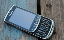 Free DHL-EMS Shipping / unlocked Original Blackberry 9810 cell Phone , QWERTY Keyboard , Touch Screen phone(Hong Kong)