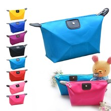 Great Fashion Women'S Pouch Bag Handbag Travel Make Up Cosmetic Purse Zipper Holder Organiser Storage Toiletry