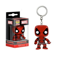Funko Pop Deadpool Action Figure With Retail Box PVC Keychain Toys Christmas Gift