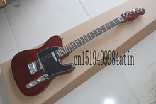 Free shipping rosewood custom shop telecaster electric guitar model for sale guitar @17(China)
