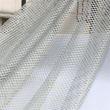 1m*1.5m Children bed fence netting cloth net eye fabric mesh cloth outdoor products(China)