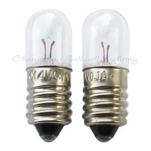 2017 Rushed Special Offer Commercial Ccc Ce Edison Lamp Lamp Edison New!miniature Light Bulb 4v 0.1a E10 T10x28 A112