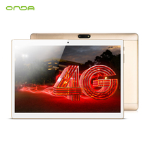 Onda V10 3G/4G Phablet 10.1 inch IPS Android 5.1 MTK6735 Tablet PC 1.3GHz Quad Core 1GB 16GB 2.0MP Dual Cameras GPS FM Bluetooth