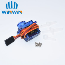 20pcs/loT 9g micro servo for airplane aeroplane 6CH rc helcopter kds esky align helicopter sg90(China)