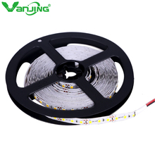5M 600leds 2835SMD LED Strip High Brightness Nonwaterproof DC 12V 120 leds/m Diode Tape Super Bright than 3528 LED Light Strip