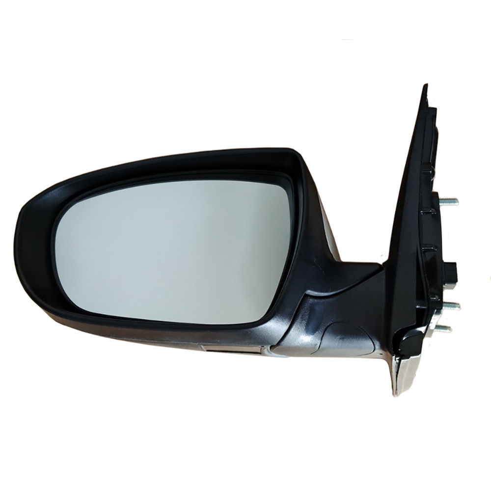 Exterior Power Heated Folding w// Signal Mirror Black RH Side for Kia Soul