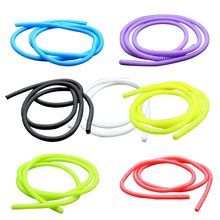 Marsnaska 5pcs/lot Wire Rope Protection Cable Winder USB Data Cable Protector for iPhone 4s 5s 6s Plus 7 Android Samsung xiaomi