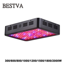BestVA LED grow light 300/600/800/1000/1200/1500/1800/2000W Full Spectrum for Indoor Greenhouse grow tent plants grow led light(China)