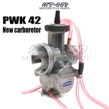 Новый 2018 гонки PWK42 42 мм PWK 42 карбюратор Quad Vent Carb KEIHIN грязи AIR STRIKER KTM 250 250SX 250EXC TRX250R(China)
