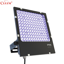 Mosquito Mite Criminal Investigation Printing Shadowless Glue Ink Outdoor Lighting Flood Light 390-400NM 150W Led UV Curing Lamp(China)