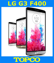 "LG G3 F400 Original Unlocked GSM 3G&4G Android Quad-core RAM 3GB 5.5"" 13MP 32GB WIFI GPS Mobile Phone dropshipping"