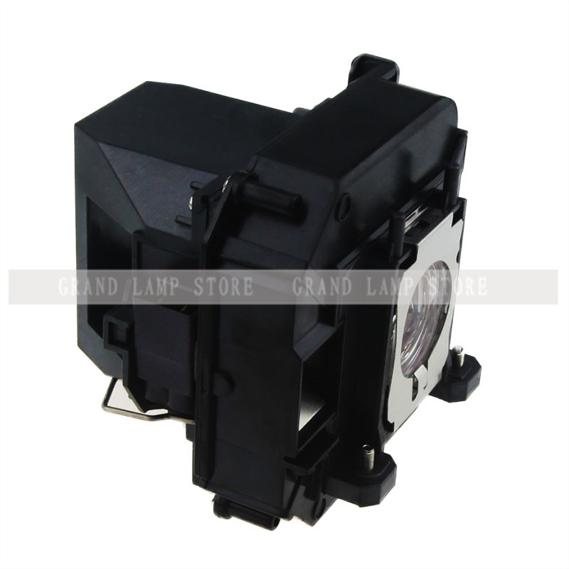 Replacement ELPLP60 projector Lamp for Epson 425Wi 430i 435Wi EB-900 EB-905 Powerlite 420 425W  H383 H383A With Housing<br><br>Aliexpress