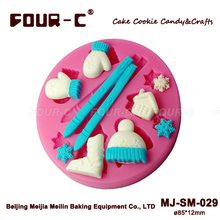 Cake decorating silicone mould,gum paste impression 3D mould,silicone mould manufacturers(China)
